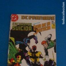 Cómics: COMIC DE ESCUADRON SUICIDA CONTRA LA LIGA DE LA JUSTICIA AÑO 1990 Nº 3 DE EDICIONES ZINCO LOTE 23 F. Lote 275230443