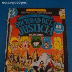 Cómics: COMIC DE LA LIGA SOCIEDAD DE LA JUSTICIA AMERICA AÑO 1990 Nº 12 DE EDICIONES ZINCO LOTE 23 F. Lote 275231228
