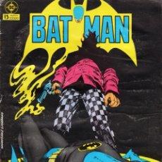 Comics: BATMAN Nº 16 - ZINCO - VER DESCRIPCION - SUB02Q. Lote 275446758