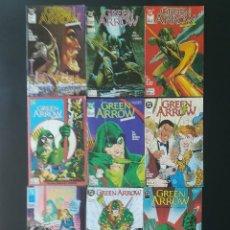 Cómics: GREEN ARROW 1,2,3,4,5,6,7,8,10,11,12 FALTA EL 9. Lote 275769768