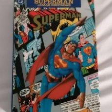 Cómics: LAS MEJORES HISTORIAS DE SUPERMAN JAMÁS CONTADAS ZINCO. Lote 275775143