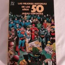Cómics: LAS MEJORES HISTORIAS DE LOS AÑOS 50 JAMÁS CONTADAS ZINCO. Lote 275775498