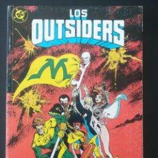 Cómics: LOS OUTSIDERS RETAPADO. Lote 275776828