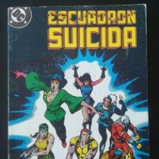 Cómics: ESCUADRON SUICIDA 1 AL 4. Lote 275776948