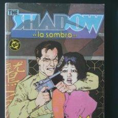 Cómics: THE SHADOW RETAPADO DEL 1 AL 4. Lote 275776998
