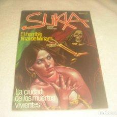 Comics : SUKIA N. 12 . LA CIUDAD DE LOS MUERTOS VIVIENTES.. Lote 275791208