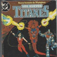 Cómics: NUEVOS TITANES - VOL. II 2 - 41 NºS - COMPLETA - BUEN ESTADO. Lote 275863503
