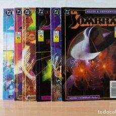 Comics : LOTE DE 6 COMICS DE LA SOMBRA. Lote 275929103