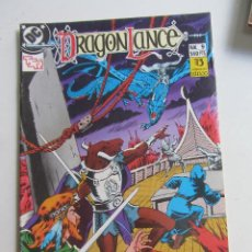 Fumetti: DRAGON LANCE Nº 9 DRAGONLANCE. EDICIONES ZINCO - DC BUEN ESTADO C12X1. Lote 276039028