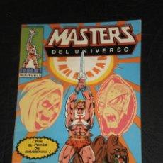 Comics : MASTERS DEL UNIVERSO Nº 1- EDICIONES ZINCO 1986 - MARVEL. Lote 276051228