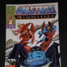 Comics : MASTERS DEL UNIVERSO - Nº 4 EDICIONES ZINCO 1986 - MARVEL. Lote 276052033