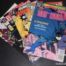 Comics : LOTE 5 COMIS CLASICOS DC –Nº 10-11-12-13-14 - DC ZINCO 1990. Lote 276056238