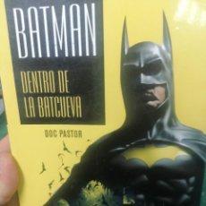 Cómics: DOC PASTOR. BATMAN DENTRO DE LA BATCUEVA.. Lote 276293593