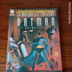 Cómics: BATMAN - LA MÁSCARA DEL FANTASMA (THE ANIMATED MOVIE) DC (ZINCO).. Lote 276715848