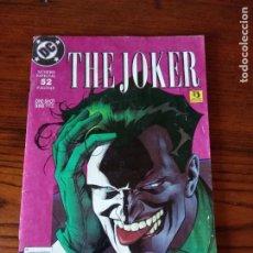 Cómics: EDICIONES ZINCO DC - ESPECIAL THE JOKER.. Lote 276716283