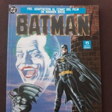 Cómics: BATMAN ZINCO LA PELICULA PRESTIGIO DENNY O´NEIL JERRY ORDWAY. Lote 276756818