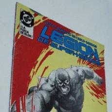 Cómics: COMIC DC ZINCO LA LEGION DE SUPER HEROES SUPERHEROES Nº 23. Lote 276775338