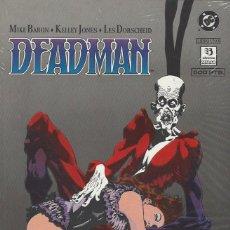 Cómics: DEADMAN - AMOR DESPUES DE LA MUERTE - LIBRO UNO - MUY BUEN ESTADO. Lote 276776428