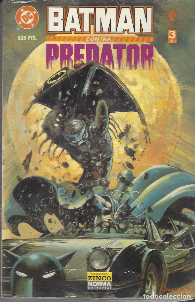 BATMAN CONTRA PREDATOR - TOMO 3 - PERFECTO ESTADO (Tebeos y Comics - Zinco - Prestiges y Tomos)