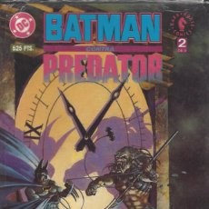Cómics: BATMAN CONTRA PREDATOR - TOMO 2 - PERFECTO ESTADO. Lote 276777833