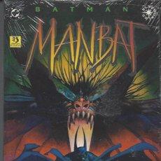 Cómics: BATMAN MANBAT - 3 TOMOS - COMPLETA - DELANO BOLTON - MUY BUEN ESTADO !!. Lote 276808903
