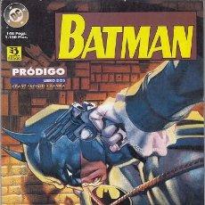 Cómics: BATMAN PRODIGO LIBROS DOS - DC COMICS - EDICIONES ZINCO #. Lote 276817158