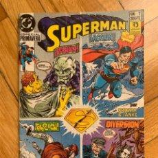 Cómics: SUPERMAN ESPECIAL PRIMAVERA Nº 7. Lote 276942163