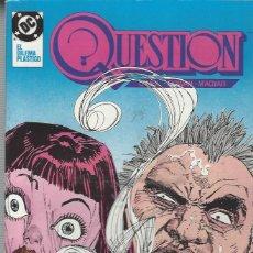 Cómics: THE QUESTION - Nº 19 - ZINCO - MUY BUEN ESTADO !!. Lote 277002273