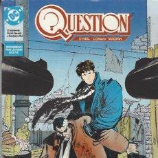 Cómics: THE QUESTION - Nº 16 - ZINCO - MUY BUEN ESTADO !!. Lote 277002328