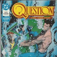 Cómics: THE QUESTION - Nº 13 - ZINCO - MUY BUEN ESTADO !!. Lote 277002988