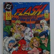 Fumetti: COMIC DE FLASH DC (Nº 2) - EDICIONES ZINCO. Lote 277046113