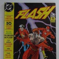 Fumetti: COMIC DE FLASH DC (Nº 1) - EDICIONES ZINCO. Lote 277046263