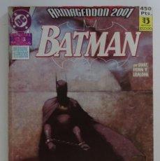 Cómics: BATMAN ARMAGEDDON 2001 (RECOPILACIÓN DE LOS TRES PRIMEROS TOMOS ) - DC EDICIONES ZINCO. Lote 277047118