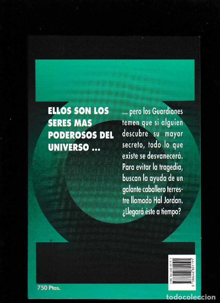 Cómics: LINTERNA VERDE - HISTORIA DE GANTHET - PRESTIGIO - 64 pp. - EDITORIAL ZINCO - - Foto 2 - 277087228