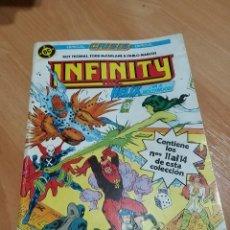 Cómics: DC INFINITY Nº 3. ED. ZINCO. AÑOS 80. Lote 277183223