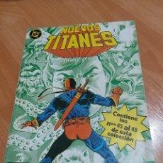 Cómics: DC NUEVOS TITANES Nº10. AÑOS 80. ED. ZINCO. Lote 277186223