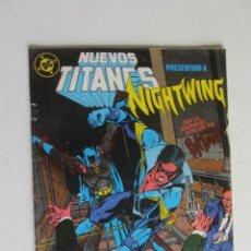 Cómics: NUEVOS TITANES. Nº 49 NIGHTWING. EDICIONES ZINCO ARX79. Lote 277253088