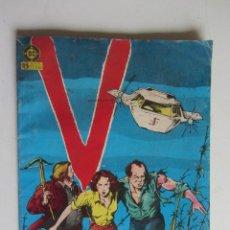 Cómics: V-LA MÍTICA SERIE DE TELEVISIÓN Nº 6 MOMENTO CRUCIAL 1985 ZINCO ARX79. Lote 277253288