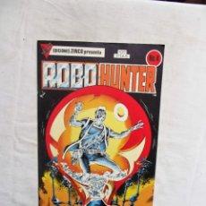 Cómics: ROBO - HUNTER Nº 4 EDICIONES ZINCO. Lote 277278638