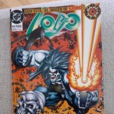 Cómics: LOBO, PACK DE 3 VOLUMENES. Lote 277552678