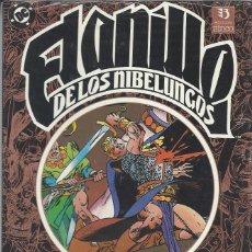 Cómics: EL ANILLO DE LOS NIBELUNGOS Nº 4- EL OCASO DE LOS DIOSES - A ESTRENAR !!. Lote 277577383