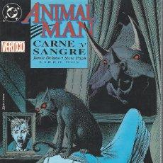 Cómics: ANIMAL MAN - CARNE Y SANGREE - LIBRO 2 - JAMIE DELANO - A ESTRENAR !!. Lote 277585343