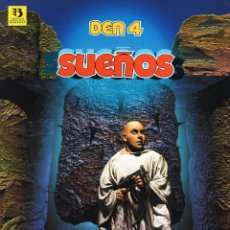 Cómics: DEN 4 SUEÑOS (RICHARD CORBEN / SIMON REVELSTROKE) ZINCO - IMPECABLE. Lote 277635128