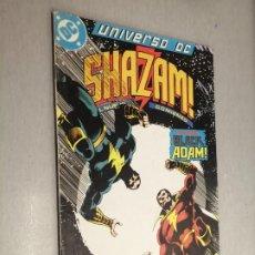 Cómics: UNIVERSO DC Nº 13: SHAZAM / DC - ZINCO. Lote 277691948