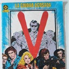 Cómics: V Nº 1: LA CIUDAD ACOSADA. Lote 277719188