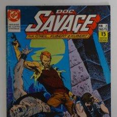 Cómics: COMIC DE DOC SAVAGE (Nº 2) - DC ZINCO. Lote 277735748