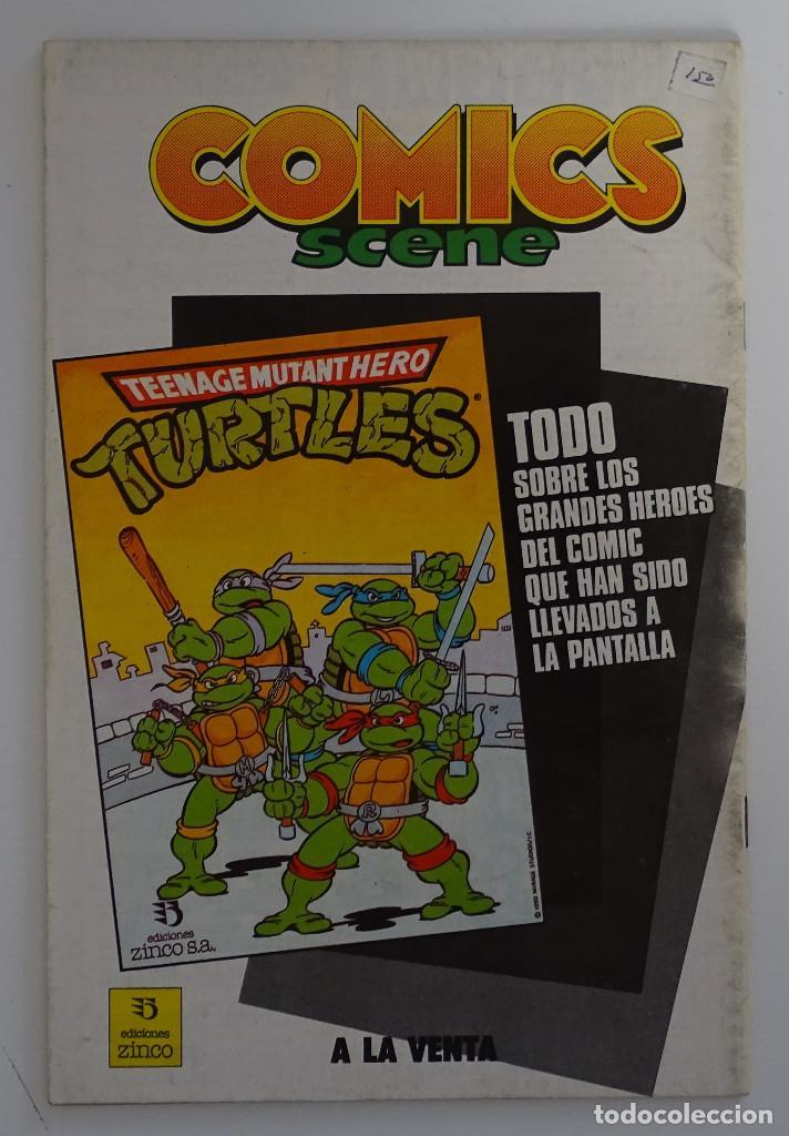 Cómics: Comic de Doc Savage (Nº 2) - DC Zinco - Foto 2 - 277735748