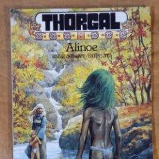 Cómics: THORGAL - ZINCO / NUMERO 3 (ALINOE). Lote 278300603