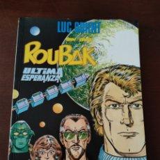 Cómics: ED ZINCO,ROUBAK, ÚLTIMA ESPERANZA. Lote 278328823
