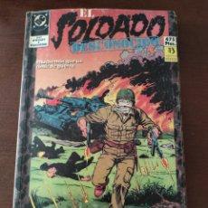 Cómics: COMIC, EL SOLDADO DESCONOCIDO, EDICIONES ZINCO. Lote 278331278